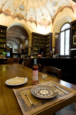 CA' DE' VEN Restaurant, Ravenna, Italy. Historical Piadina ...
